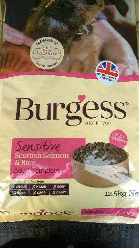 Large Bags Of Harringtons Dog Food